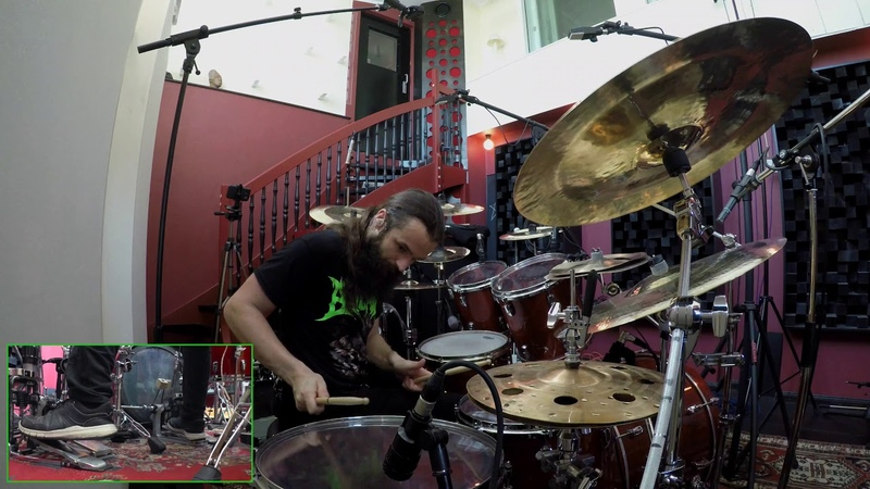 Benighted Drum Cover Contest With Kevin Paradis Win T Cymbals Signed Benighted EPs