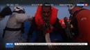 Новости на Россия 24 В Средиземном море тонет немецкий спасательный корабль