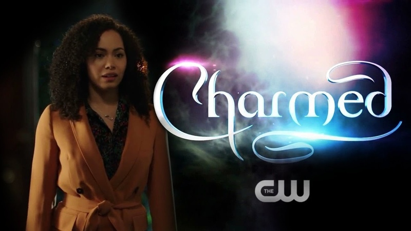 The CW's CHARMED (2018): Reboot Opening Scene Title Credits (HD)