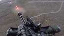 UH-1Y Venom - US Marines Firing The Powerful GAU-21 Machine Gun M134 Minigun