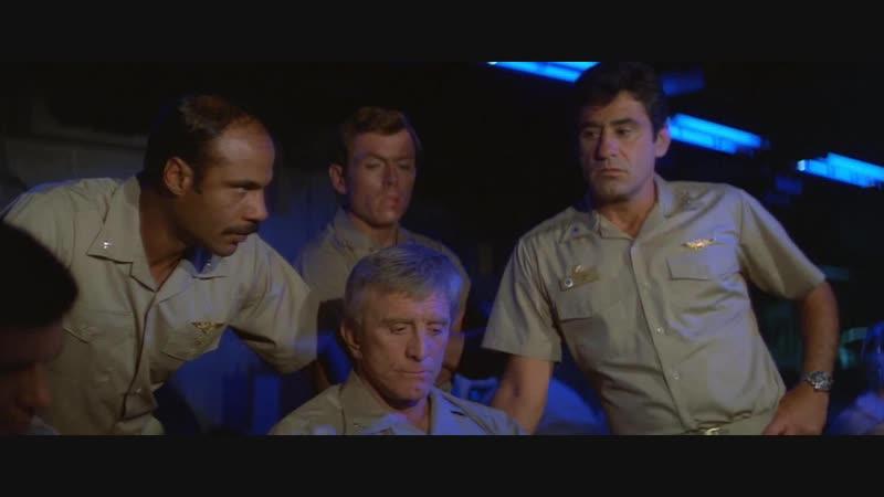 ПОСЛЕДНИЙ ОТСЧЕТ (1980) - фантастика, боевик. Дон Тейлор 1080p