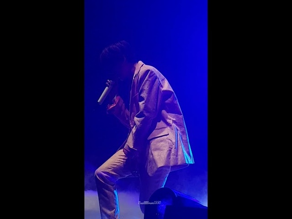 190115 UNTITLED 2014 - JINU SOLO STAGE WINNER 위너 2019 EVERYWHERE TOUR IN SEATTLE