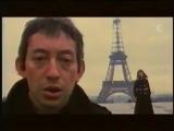 Serge Gainsbourg _ Jane Birkin - Je taime... moi non plus_Original videoclip (Fontana 1969)
