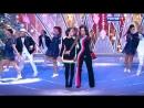 Наташа Королёва и Наталья Медведева Танцуй Россия Голубой Огонёк 2017