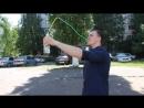 Straight arm challenge (Команда Спасатели Малибу)
