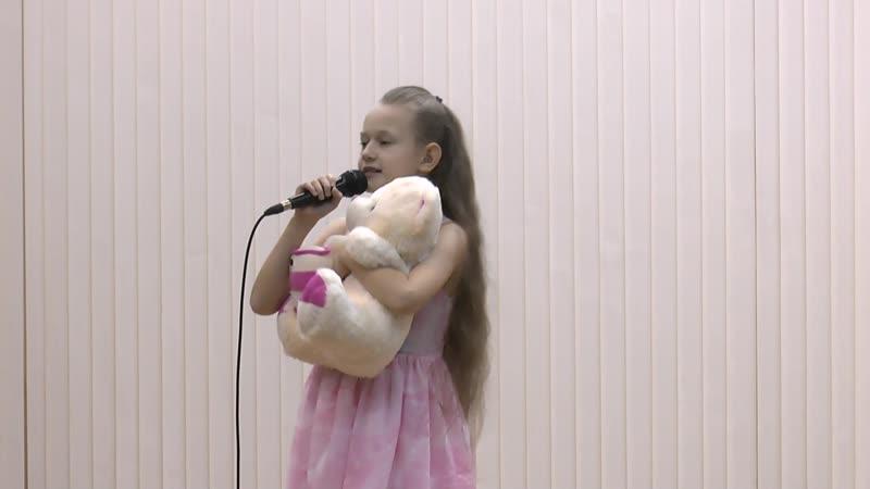 Песня Колыбельная медведицы - исп. Дарья Тарасян - Театр песни и ВЭШС ЭКСКЛЮЗИВЕКБ