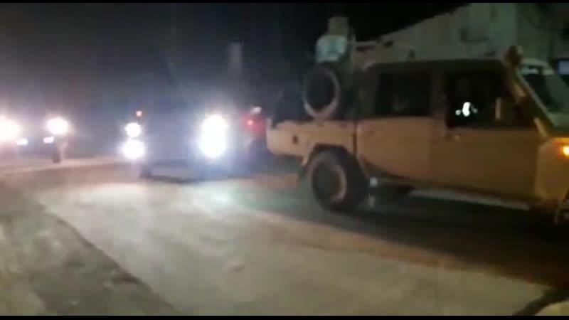 Сирия: Ахрар Шаркия базирующийся в Н. Алеппо официально объявил об отправке конвоя для борьбы с режимом на фронтах Н. Ха