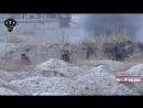 سوريا الغوطة الشرقية - الجيش السوري يقتل هوش الظواهر ويكسر خط الموت