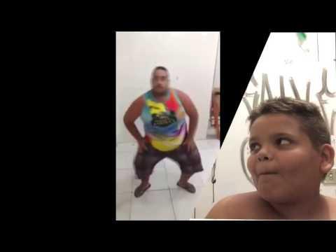 MC Kevinho O Grave Bater - GORDINHO RINDO