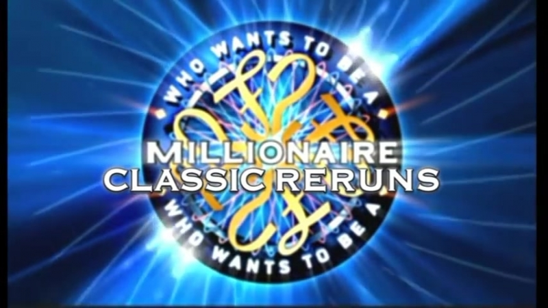 Who Wants to Be a Millionaire? (12.11.2005)