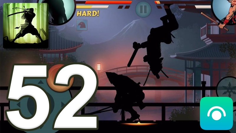 Shadow Fight 2 Gameplay Walkthrough Part 52 Interlude Act 2 iOS Android