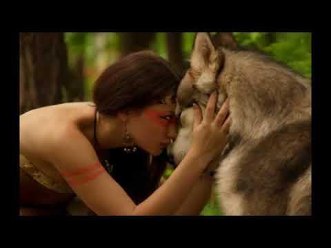 женщина с глазами волка читает Graf art