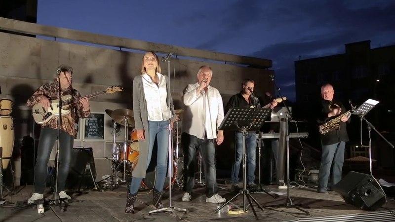 группа ENERGY Одесса Прогулка по Одессе концерты,банкеты,