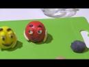 Торт MMs Детский торт Как собрать и украсить двухъярусный торт из мастики