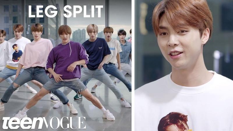 NCT 127 Breaks Down Cherry Bomb Dance Moves | Teen Vogue