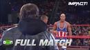 AJ Styles vs Kurt Angle FULL MATCH TNA Slammiversary XI IMPACT Wrestling Full Matches