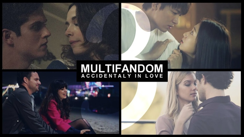 Multifandom | Accidentaly in love [3 yrs on youtube]