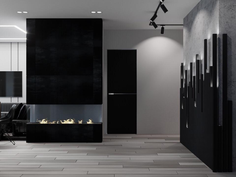 Как Вам дизайн - проект квартиры?