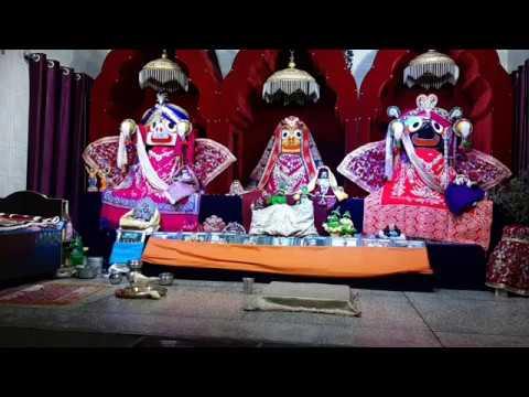 Шрипад БВ Шридхар Махарадж Мангала арати 15 02 2019 Бароут