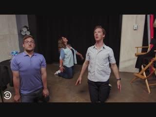 Benedict Cumberbatch's Acting Class - After Hours with Josh Horowitz