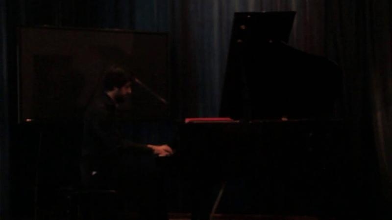 La muerte del Angel (А.Piazzolla) - Алексей Протасов (Рояль) - Вячеслав Ткач