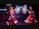 Снегурочки - световое шоу на Новый год в Ростове | GOF show