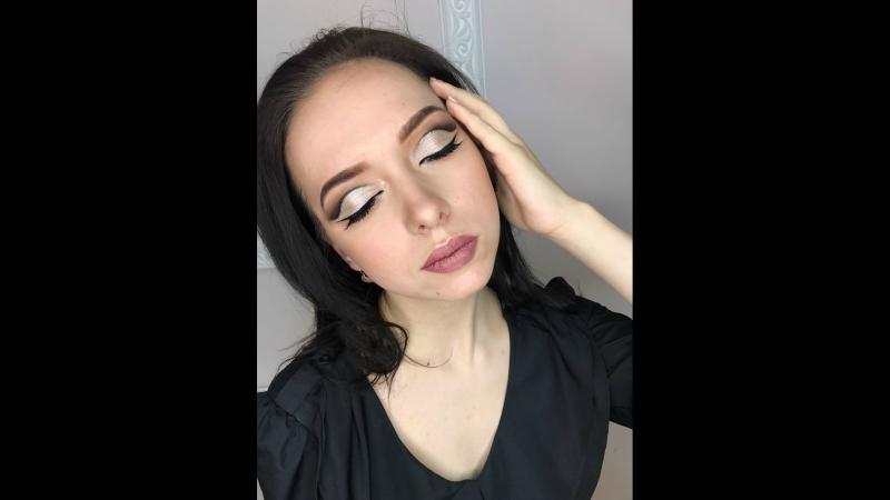 Make-up and Hair stylist Снежана Дятлова Арабский макияж двойная стрелка