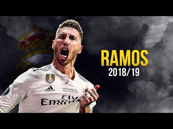 Sergio Ramos - BEST Defender 2018/19 ● Fantastic Defensive Skills, Tackles, Goals   HD