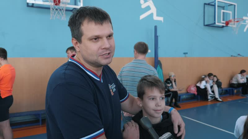 Интервью с отцами в рамках проекта База Героев (Видео 1)