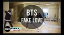 BTS Fake Love Dance Tutorial Chorus