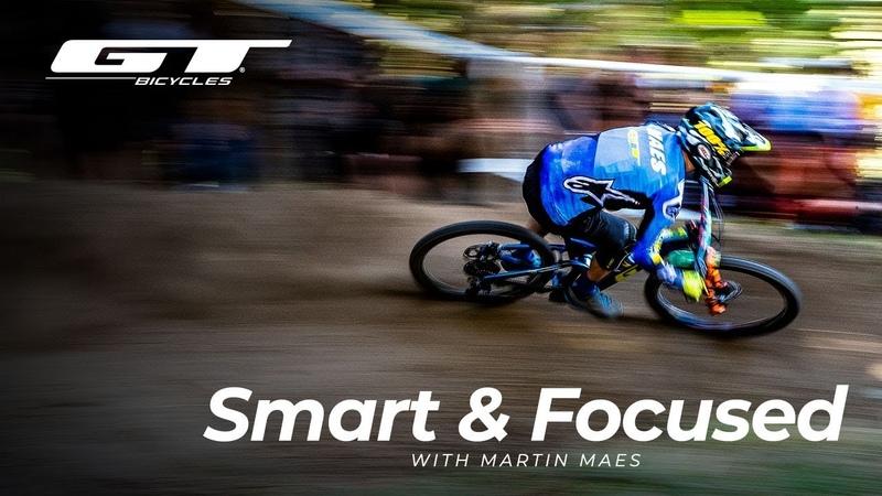 Smart and Focused with Martin Maes - EWS Tasmania