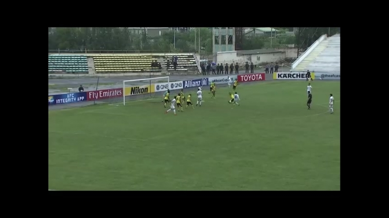 FC Alay 2-3 FC Ahal (AFC Cup 2018 Group Stage)