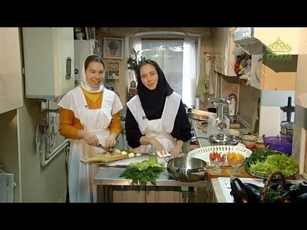 Кулинарное паломничество. Свято-Введенский Островной монастырь. Готовим фаршированную щуку. Часть 1