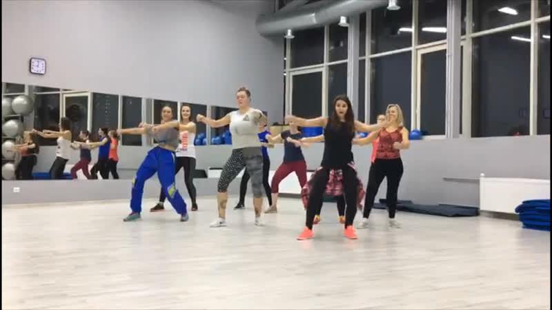 "Zumba Fitness💃 ZIN 78 ""Jaleo"", One on One/Reggaeton ФЦ «Trend Fitness» м. Парнас г. Санкт-Петербург 2018"