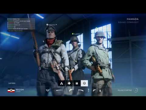 Battlefield V Ernst Schupert 4 Times in row killing the same guy - a Cold blooded Assassin