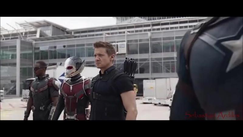 Captain America Civil War Music Video