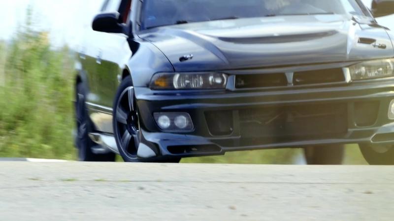 Mitsubishi Galant VIII V6 Preal's Pearl Promo