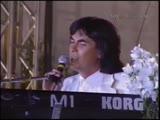 Didier MAROUANI Space - Message de Didier au public + Deliverance - Moscou. La Place Rouge. Le 21 juin 1992