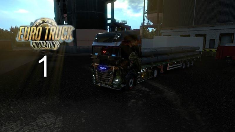 Euro Truck Simulator 2 Обзор новой версии