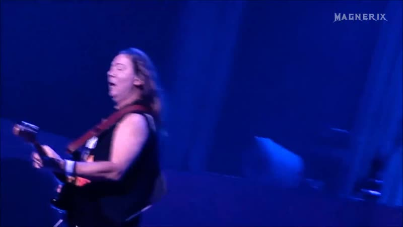 Iron Maiden Fear of the Dark live @ Tele2 Arena Stockholm Sweden 2018 06 01