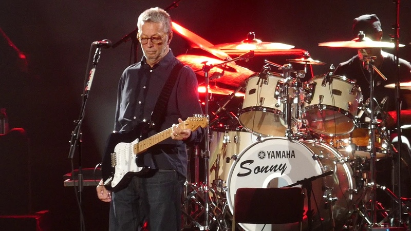 I Shot the Sheriff Eric Clapton@Madison Square Garden New York 10718