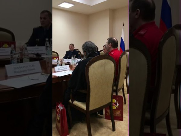 Заседание Общественного Совета Госадмтехнадзора МО. Часть 1