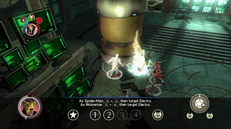 игра Марвел игра на компьютере HD
