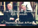 George W Bush Bill Clinton Homosexual Affair