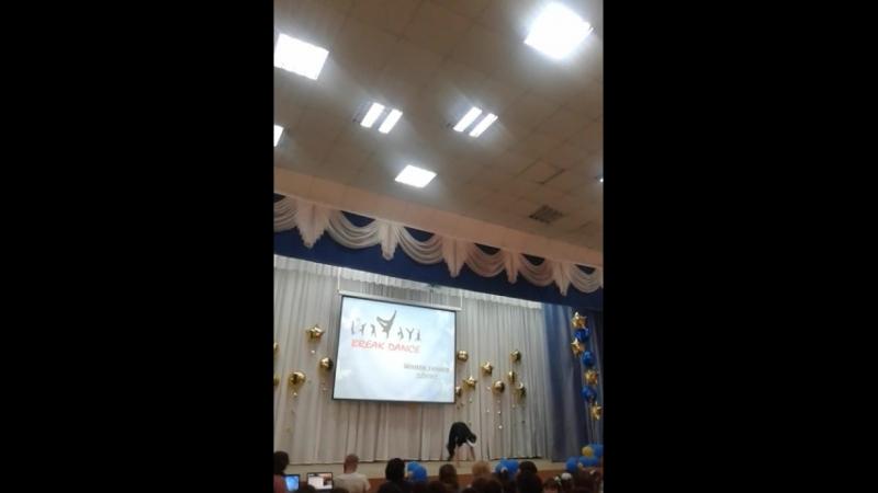 выпускной 3 класса 2016 Радмир
