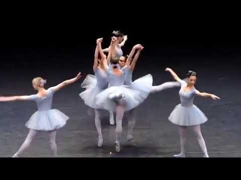 Балет с юмором Балерины жгут так, что обхохочешься Смотри, такое ты ещё не видел