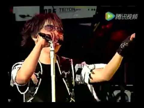 Park Shin Hye in Lee Seung Hwan concert 2003