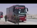 Как боевики встретили российских военных и Тигров в городе крепости исламистов