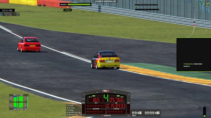 BMW M3 E30 Serie 1 by Kunos