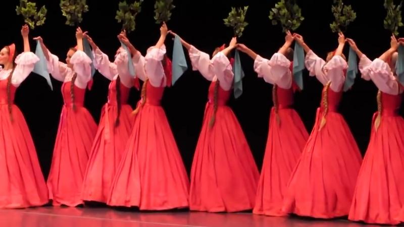 БЕРЕЗКА 80 лет Как русские делают это Иностранцев шокировал русский танец Березка